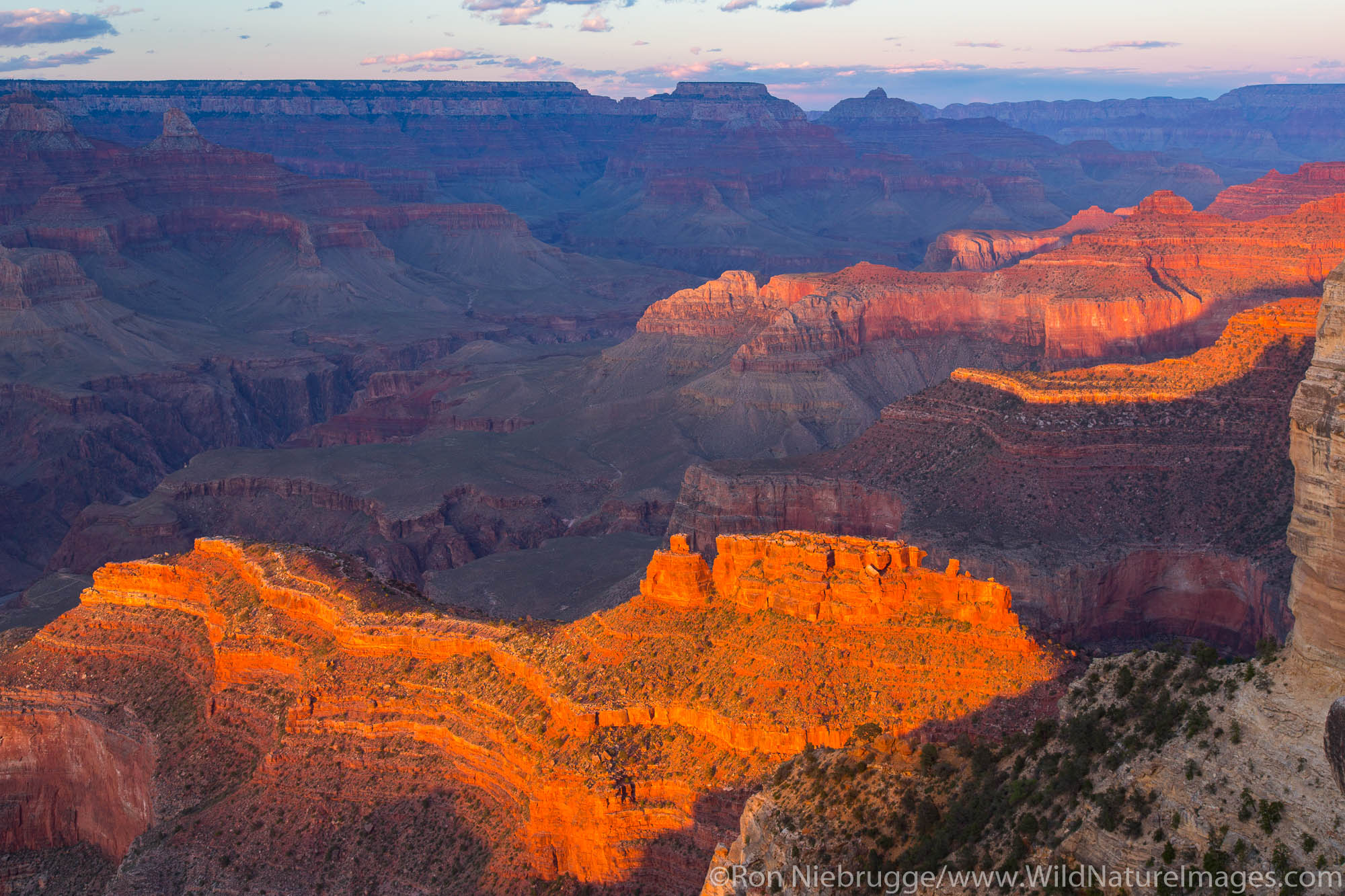 Maricopa Point, Grand Canyon National Park, Arizona.