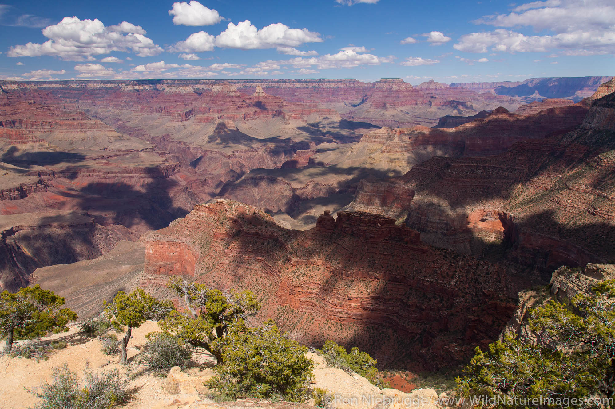 Powell Point, Grand Canyon National Park, Arizona.
