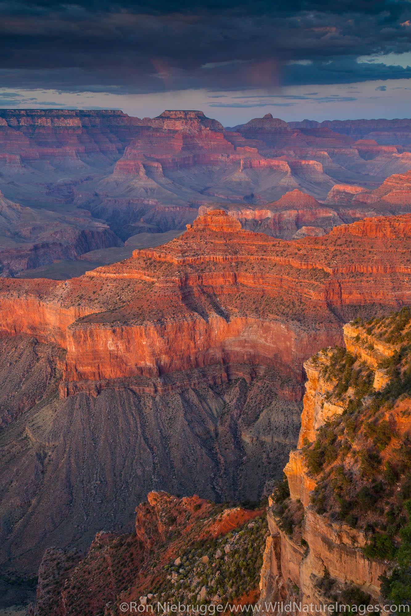 Yavapai Point, Grand Canyon National Park, Arizona.