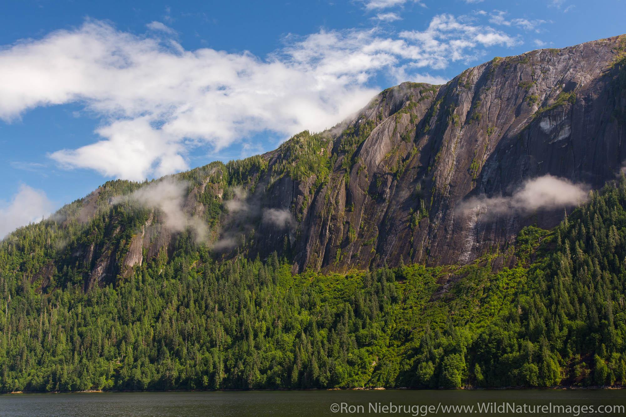 Misty Fjords National Monument, Alaska.