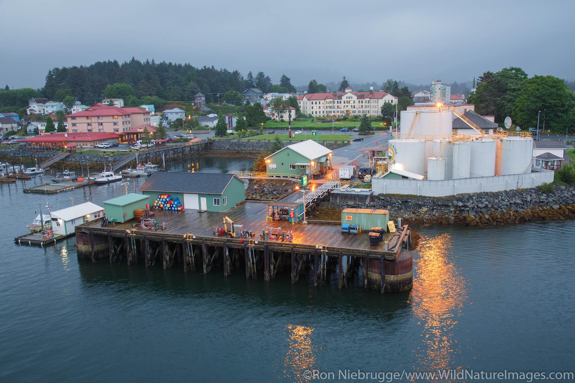 Petro Marine Services, Sitka, Alaska.