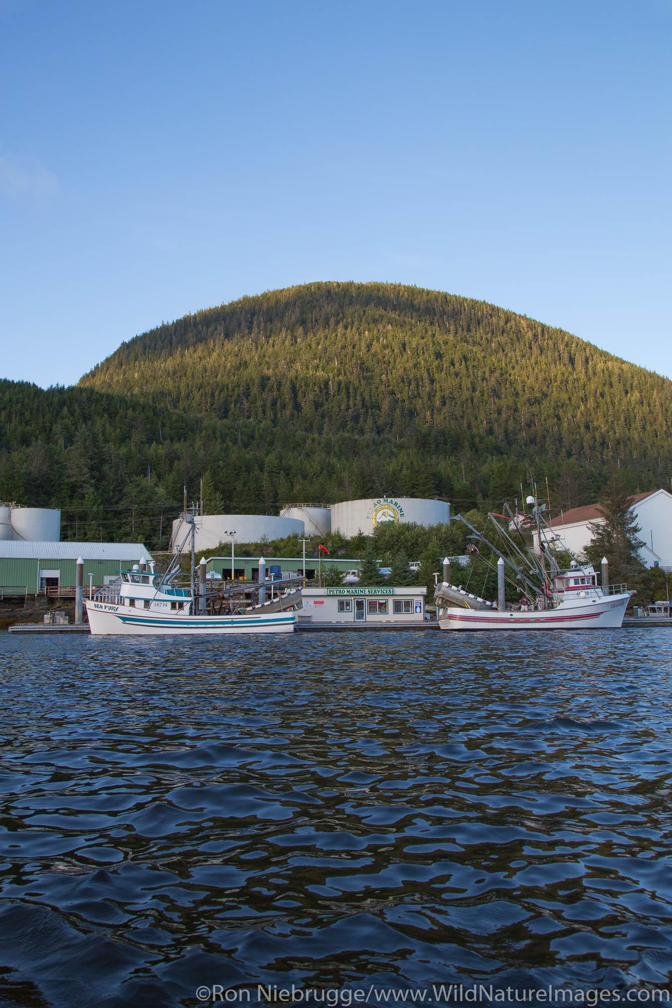 Petro Marine Services, Ketchikan, Alaska