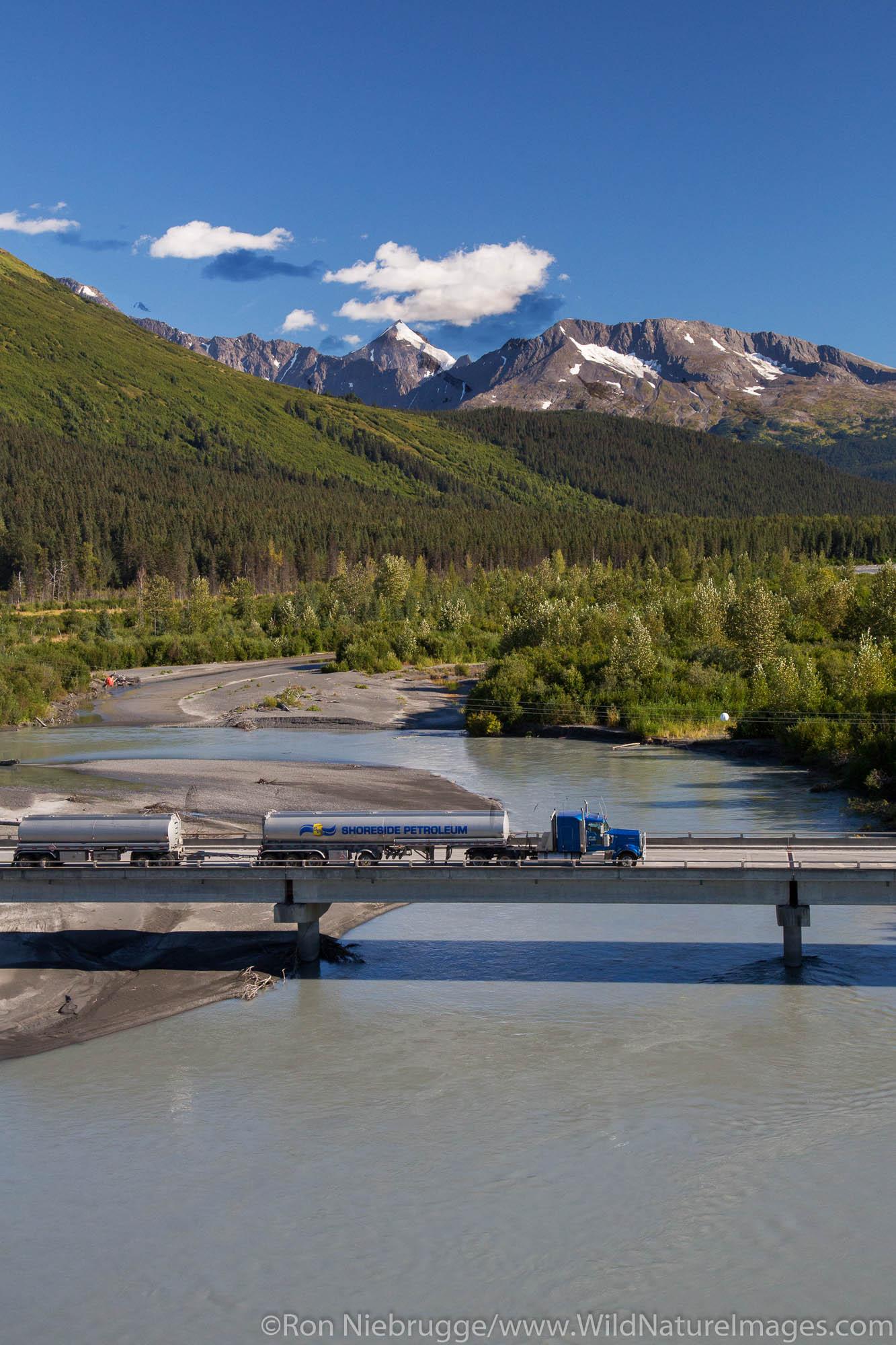 Shoreside Petroleum, Seward, Alaska