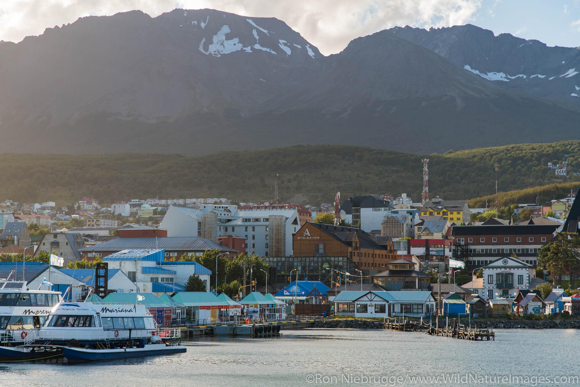 Ushuaia, Argentina.
