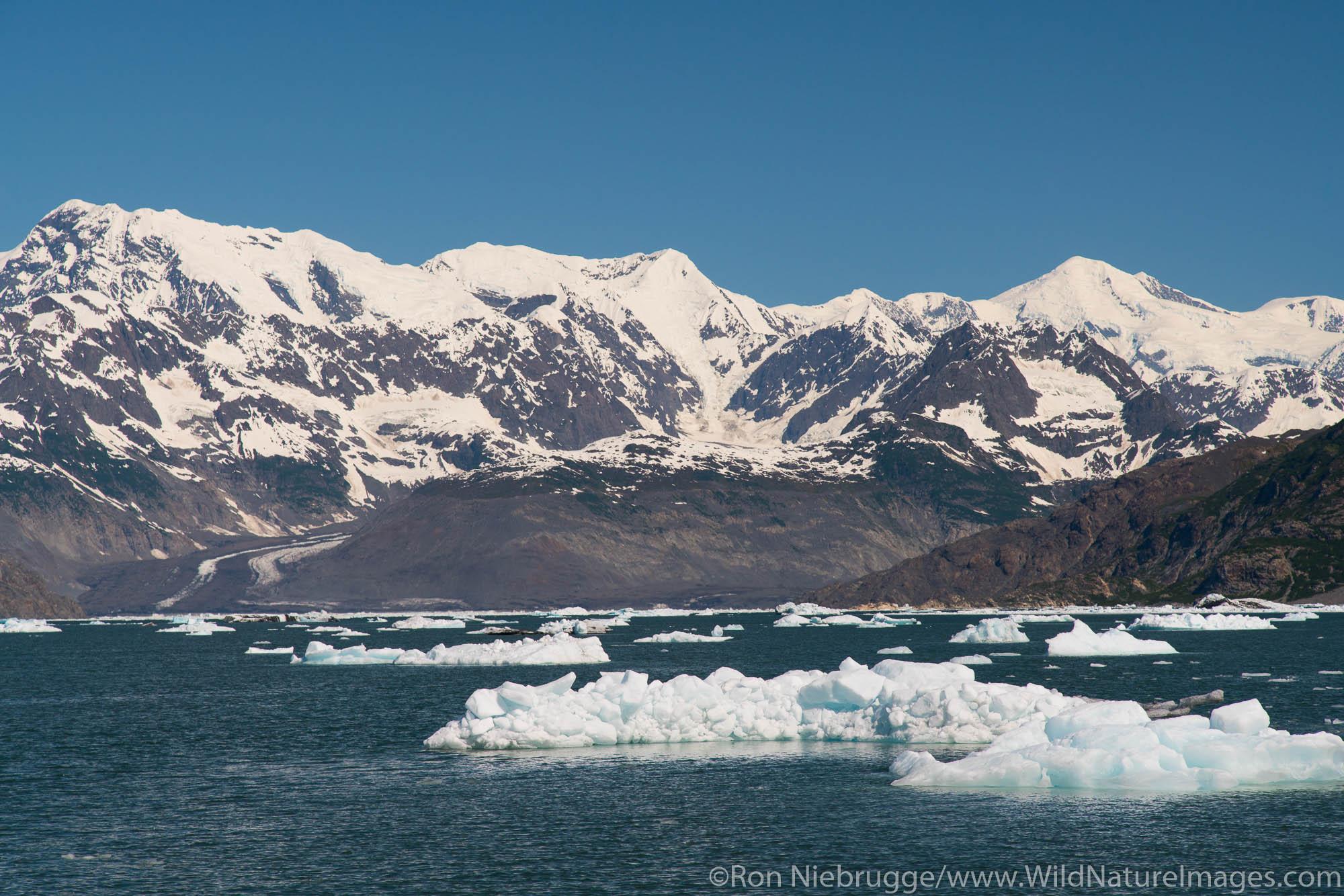Prince William Sound, Chugach National Forest, Alaska