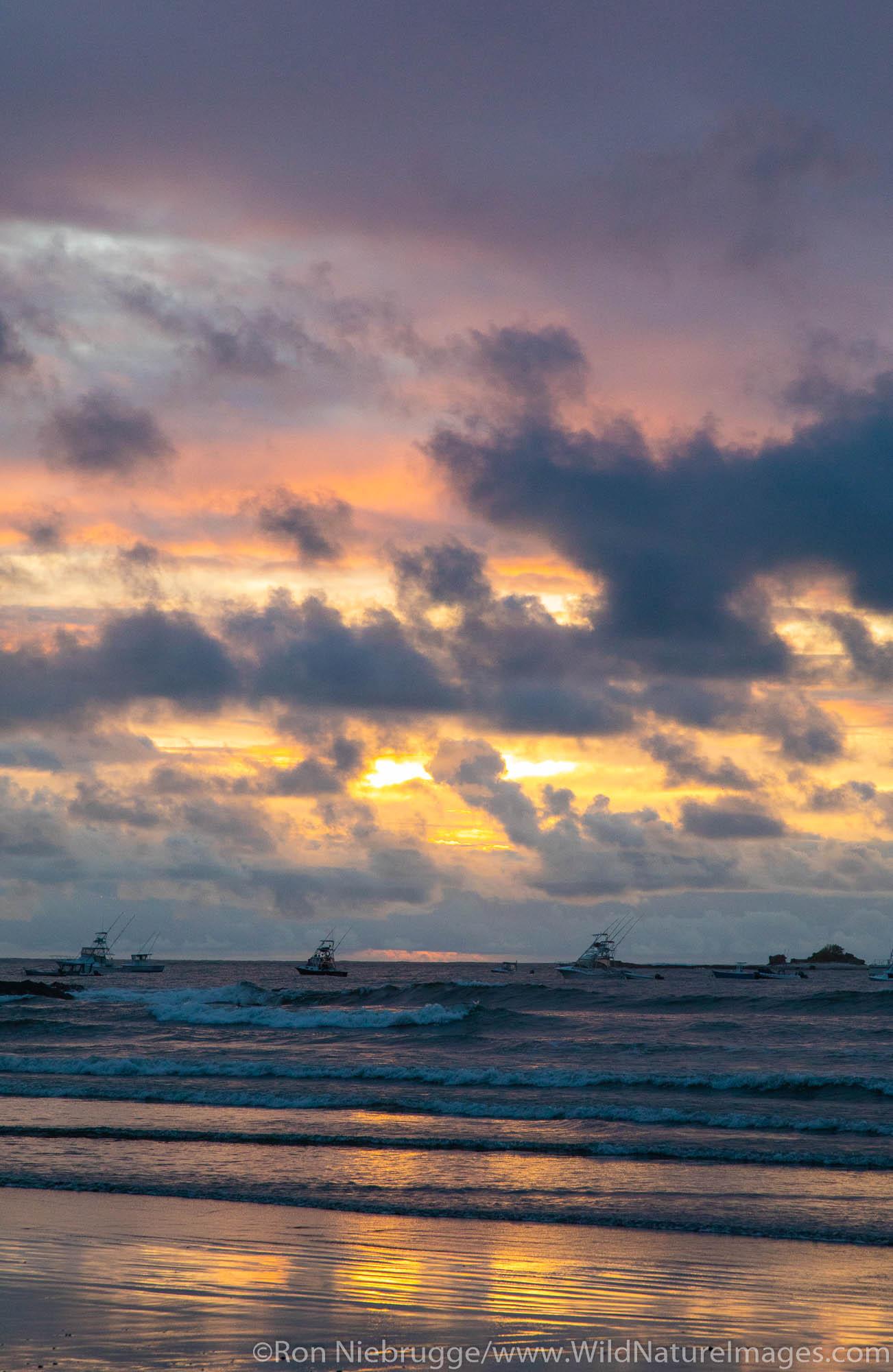 Tamarindo sunset, Costa Rica