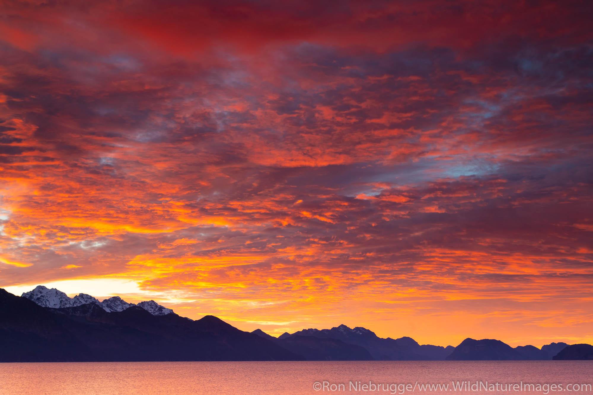 Kenai Peninsula, Alaska,, photo