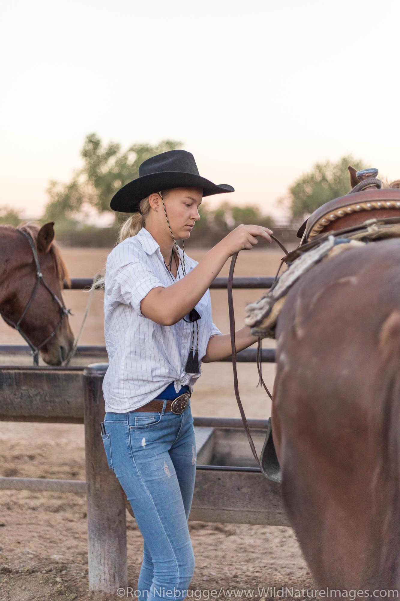 White Stallion Ranch, Tucson, Arizona.