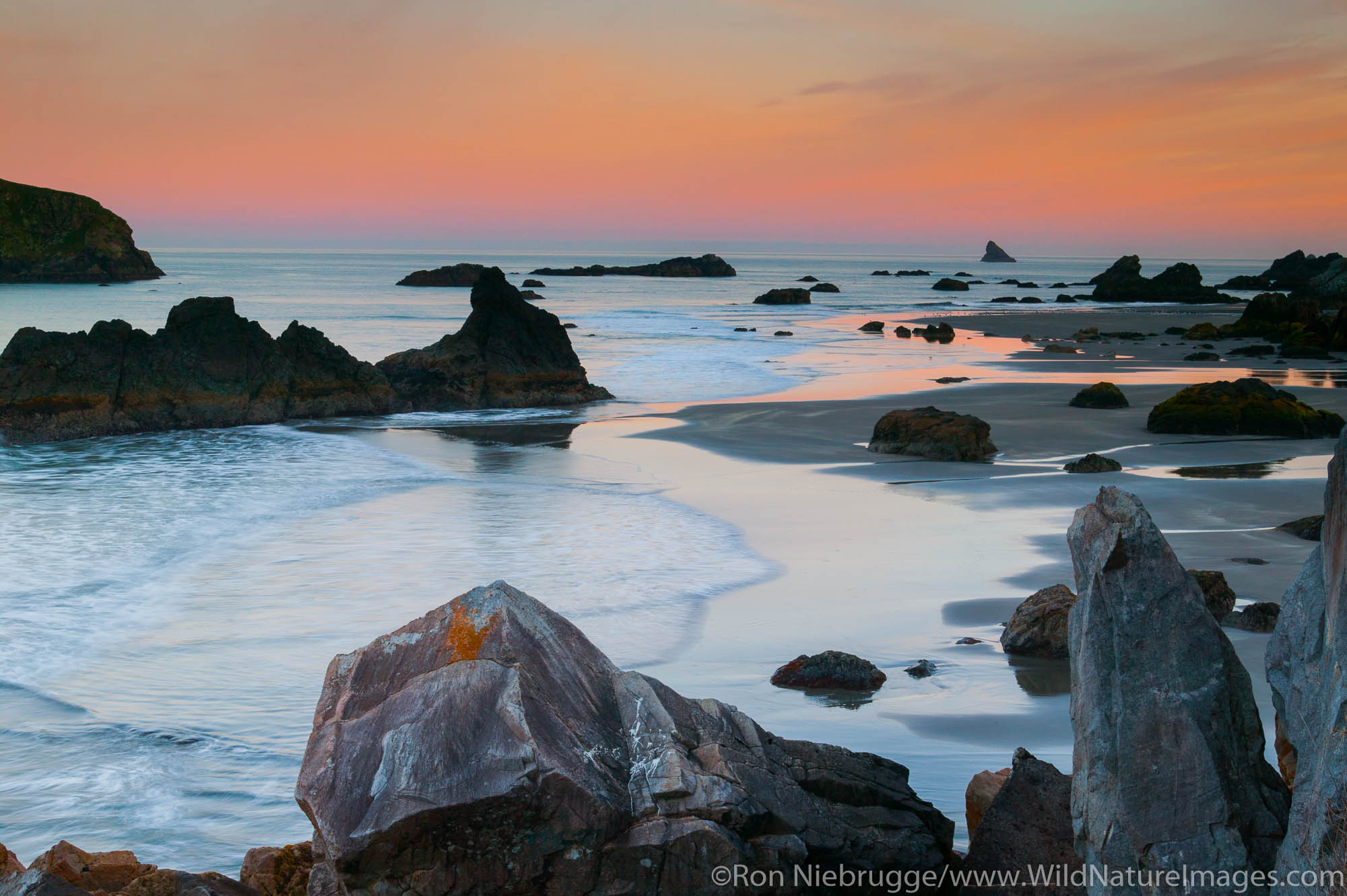 Harris Beach State Park, Oregon,  , photo