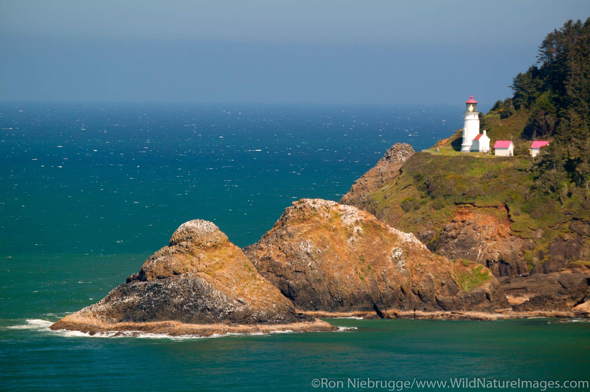 Heceta Head Lighthouse, Oregon, photo
