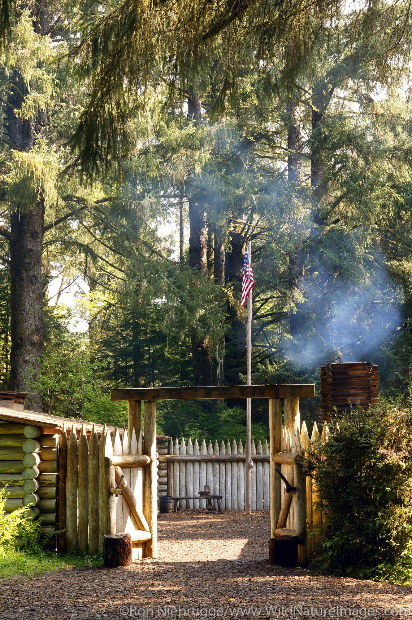 fort clatsop, Astoria,  Oregon, photo