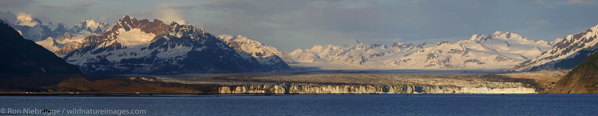 Miles Glacier, Chugach National Forest, Alaska